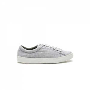 ether Women Grey Melange Sneakers