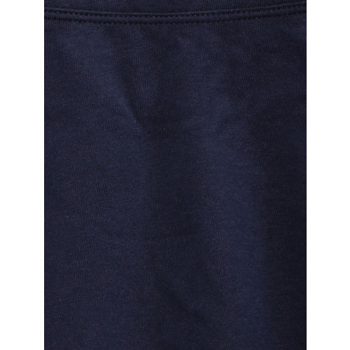 The Childrens Place Blue Solid Skirt