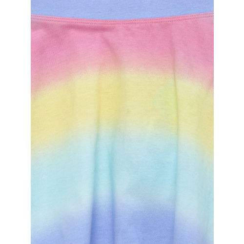 The Childrens Place Girls Multicoloured A-line Skirt