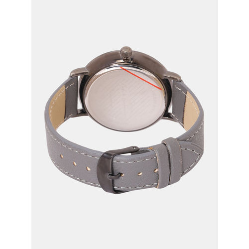 Mast & Harbour Unisex Charcoal Grey Analogue Watch MFB-PN-LW3270M