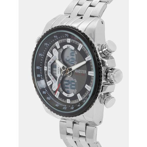 Roadster Unisex Charcoal Analogue and Digital Watch MFB-PN-SKM-0993