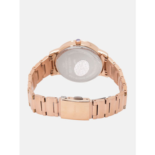 Daniel Klein Exclusive Women Rose Gold-Toned Analogue Watch DK11951-2