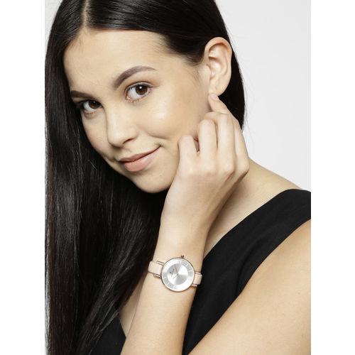 Daniel Klein Women Silver-Toned Analogue Watch DK12027-6