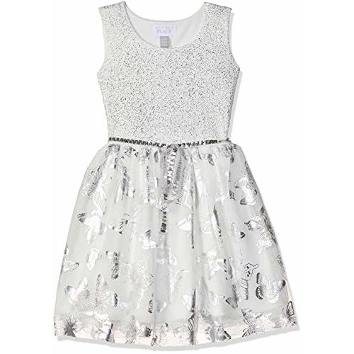 The Children's Place Synthetic a-line Dress