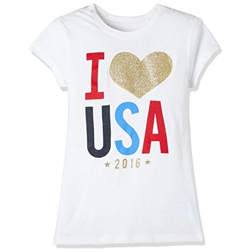 4b69975f Buy The Children's Place Girls' T-Shirt online | Looksgud.in