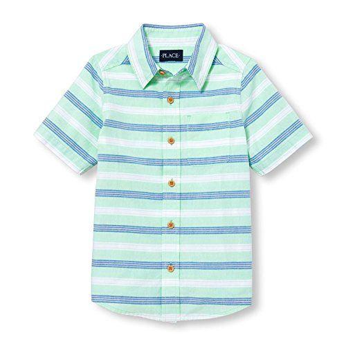 The Children's Place Boys' Shirt