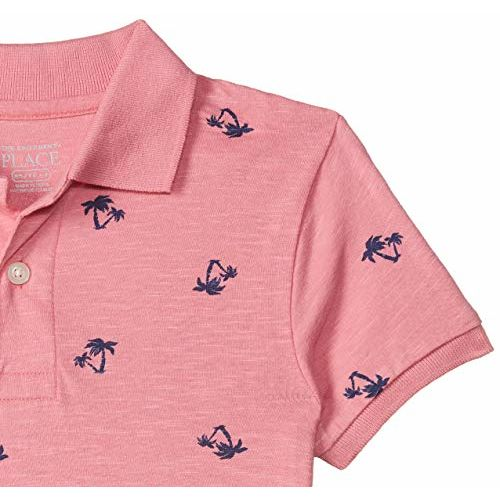 The Children's Place Boy's Plain Regular fit T-Shirt