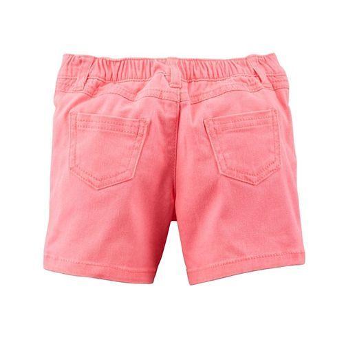 Carter's Stretch Skimmer Shorts - Pink