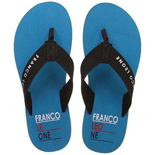 Franco Leone Men's Flip-Flops