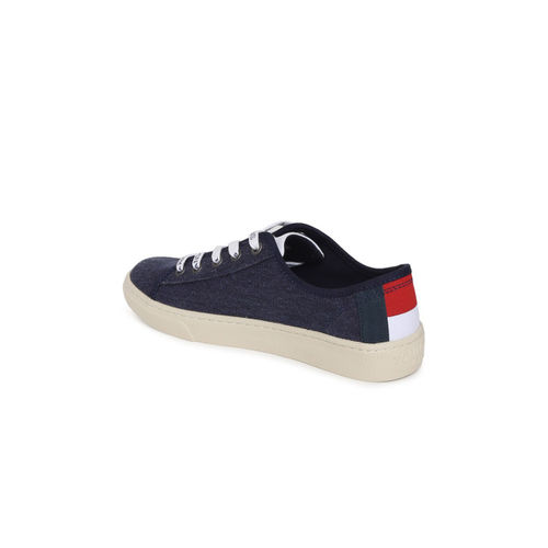 Tommy Hilfiger Women Navy Blue Sneakers