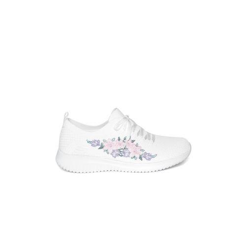 Buy Skechers Women White Ultra Flex