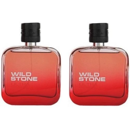 Wild Stone Ultra Sensual Pack Of 2 Eau de Parfum - 200 ml(For Men)