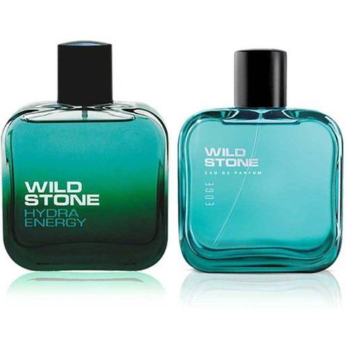 Wild Stone Edge and Hydra Energy Eau de Parfum - 200 ml(For Men)