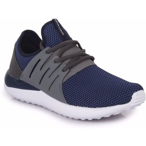 OFF LIMITS Bolt-Navy / Grey Running Shoes For Men(Navy)