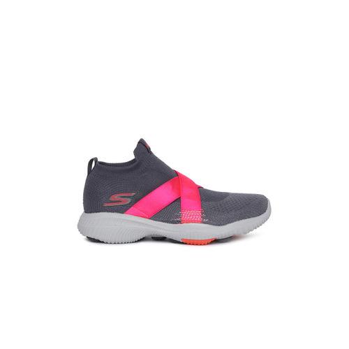 Skechers Women/'s Go Walk Revolution Ultra-Bolt Ankle-High Walking Shoe