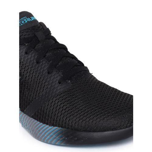 Skechers Women Black GO RUN 600-SPECTRA Running Shoes