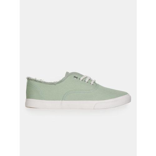Roadster Women Green Sneakers
