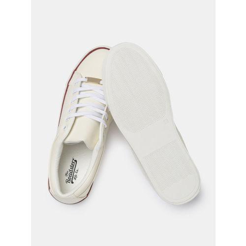 Roadster Women Off-White Sneakers