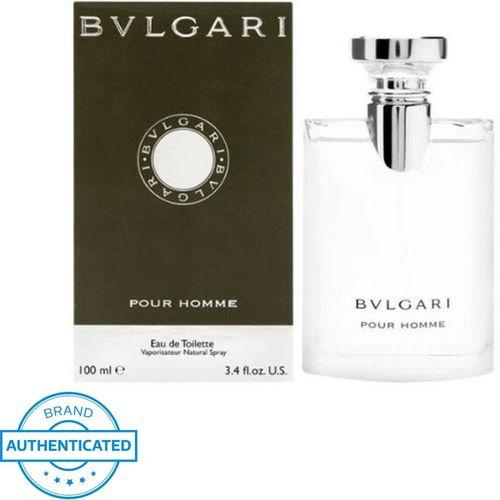 Bvlgari Pour Homme EDT - 100 ml(For Men)