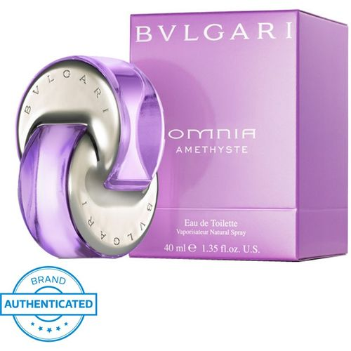 Bvlgari Omnia Amethyste EDT - 40 ml(For Women)