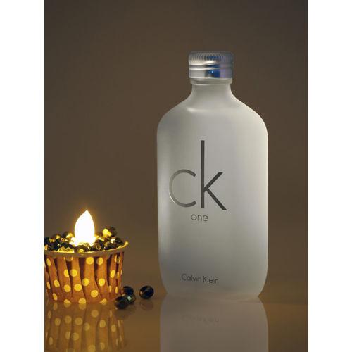Calvin Klein Unisex One Eau De Toilette Perfume