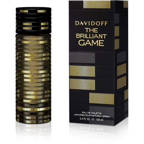 Davidoff THE BRILLIANT GAME Eau de Toilette - 100 ml(For Men)