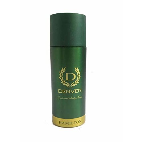 denver Hamilton Deodorant Body Spray 165ml