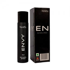 A.N Enterprises Vanesa Envy Man Perfume Natural Spray, 60ml