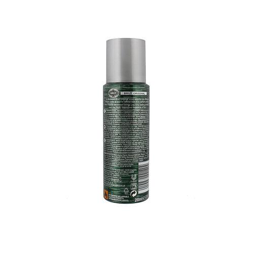 BRUT Men Original Deodorant 200 ml