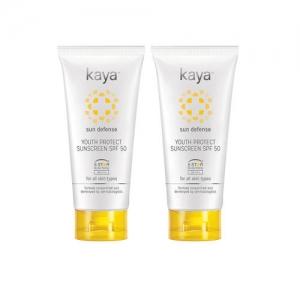 Kaya Skin Clinic Set Of 2 Youth Protect Sunscreen SPF 50 50 ml