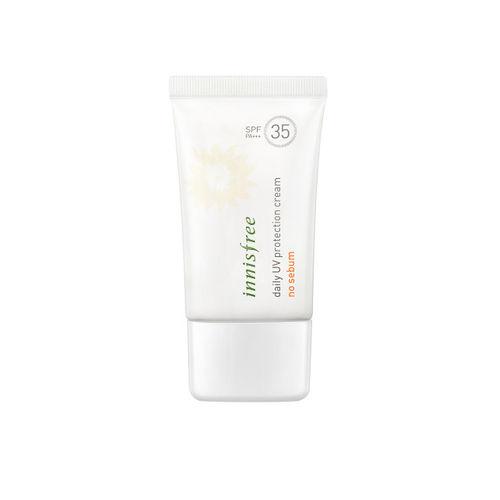 Innisfree Unisex No Sebum SPF 35 Daily UV Protection Cream 50 ml