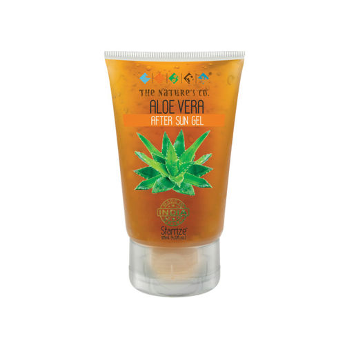 The Natures Co Aloe Vera After Sun Gel 125 ml
