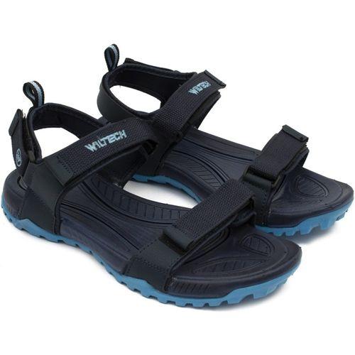 Asian Men Navy,Blue Sports Sandals