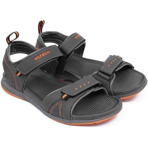 Asian Men Grey Sandals
