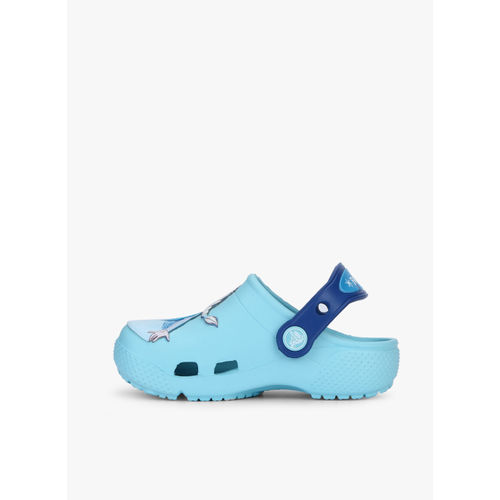 Crocs Blue Slip-on Clogs