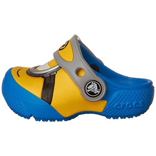 crocs Kids Unisex Crocsfunlab Minions Clogs