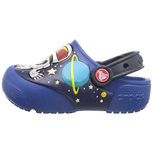 crocs Unisex's FL SpaceExp Lights CLG K Clogs