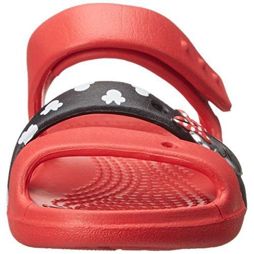 crocs Girl's Keeley Minnie Fashion Sandals