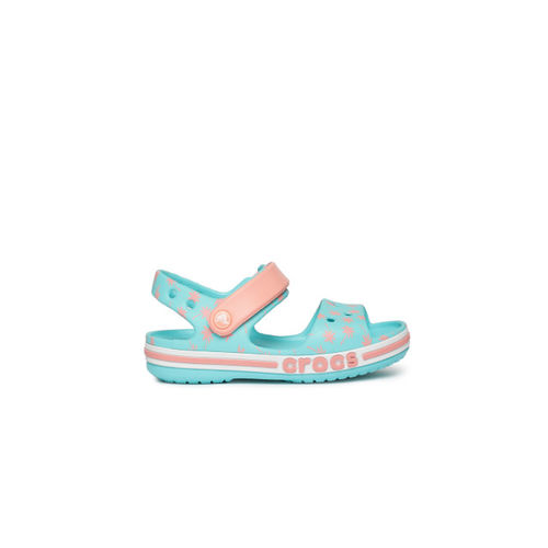 Crocs Blue Synthetic Clogs