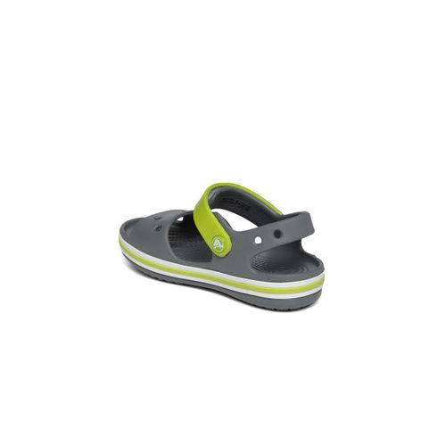 Crocs Grey Synthetic Clogs