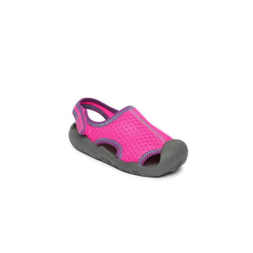 Crocs Swiftwater Pink Clogs