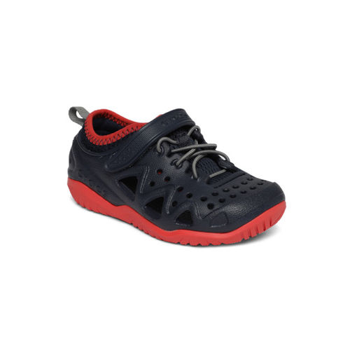 Crocs Swiftwater Navy Blue Sandals