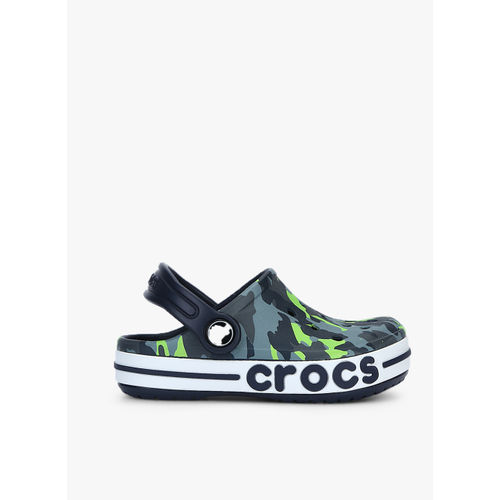 Crocs Navy Blue Croslite Clogs