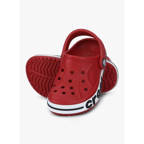 Crocs Red Croslite Clogs