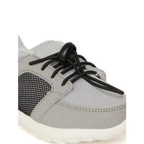 United Colors of Benetton Kids Grey Sneakers