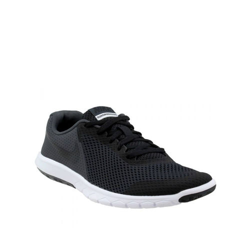 Nike Kids Flex Experience 5 Black Lace Up Shoes