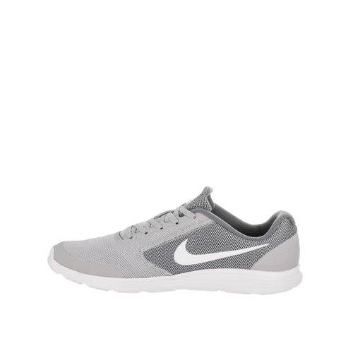 Nike Kids Grey Lace Up Shoes