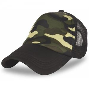 7b48220264823 DRUNKEN Solid DRUNKEN Men s Mesh Baseball Cap Red Freesize Cap