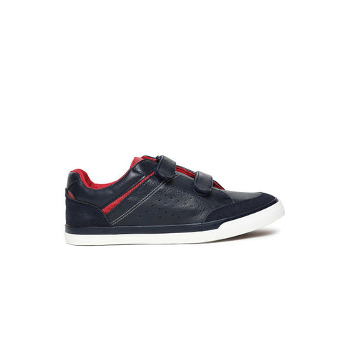 Fame Forever by Lifestyle Boys Navy Blue Sneakers