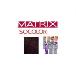 MATRIX By fbb 3-Darkest Brown : Socolor Color 3BR - Darkest Brown Brown Red - 3oz